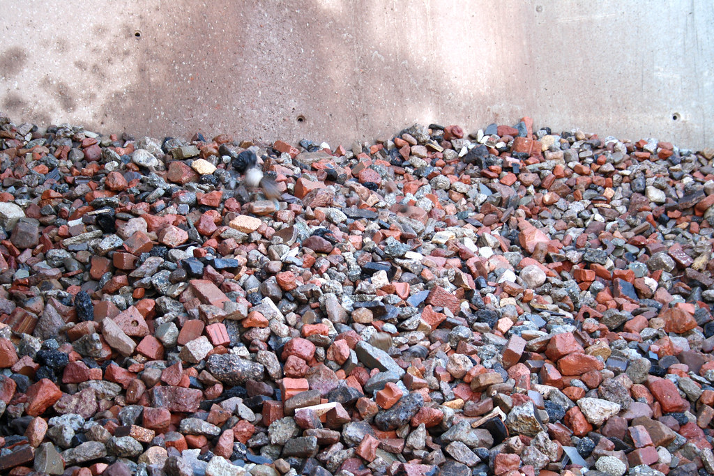 Use industrial waste products in concrete and use in construction industries.
