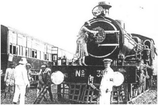 indian first railway
