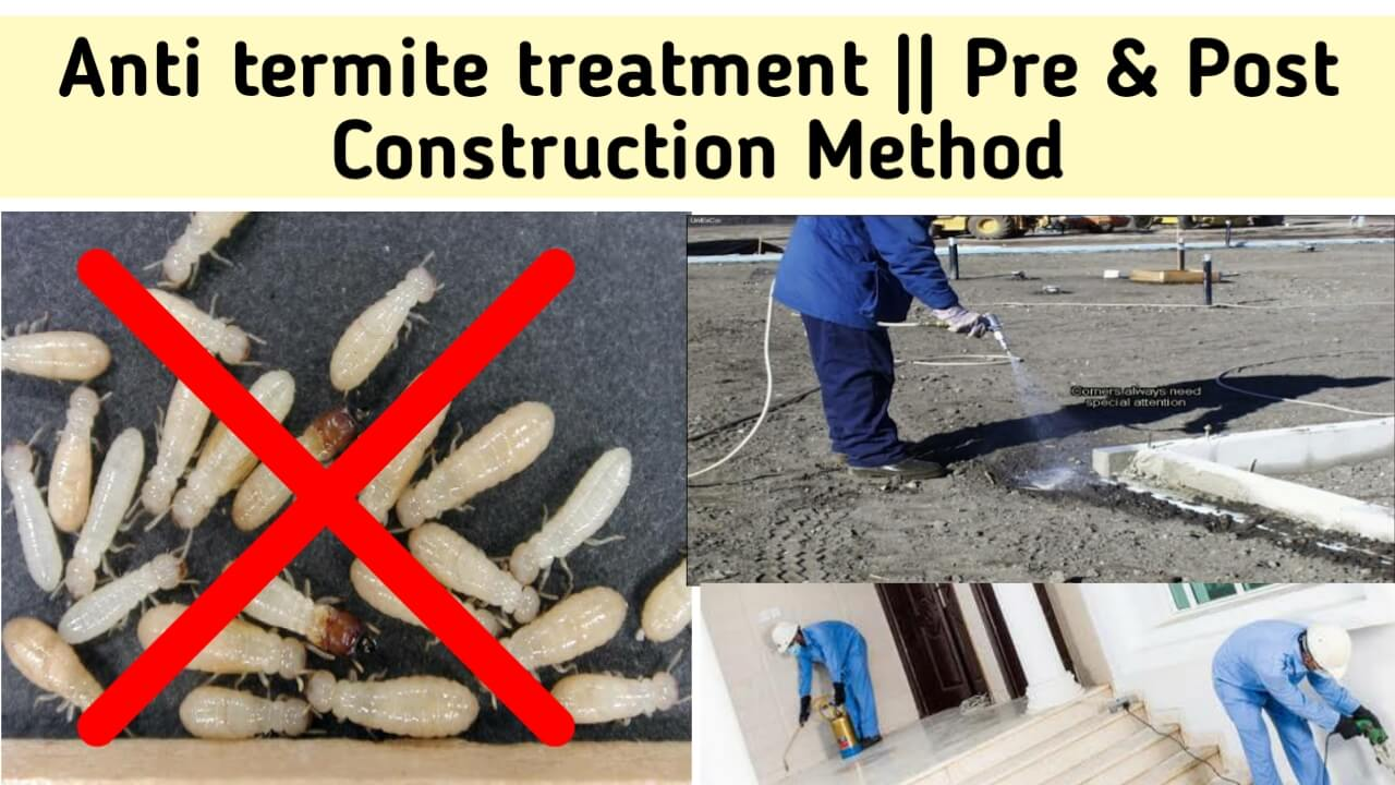 Anti Termite Treatment