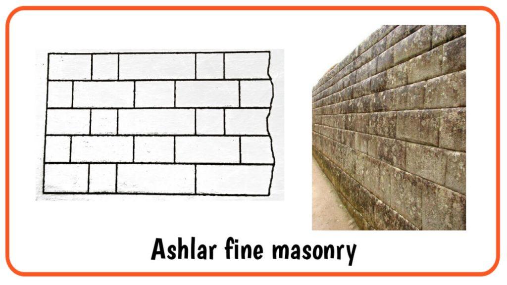ashlar fine masonry