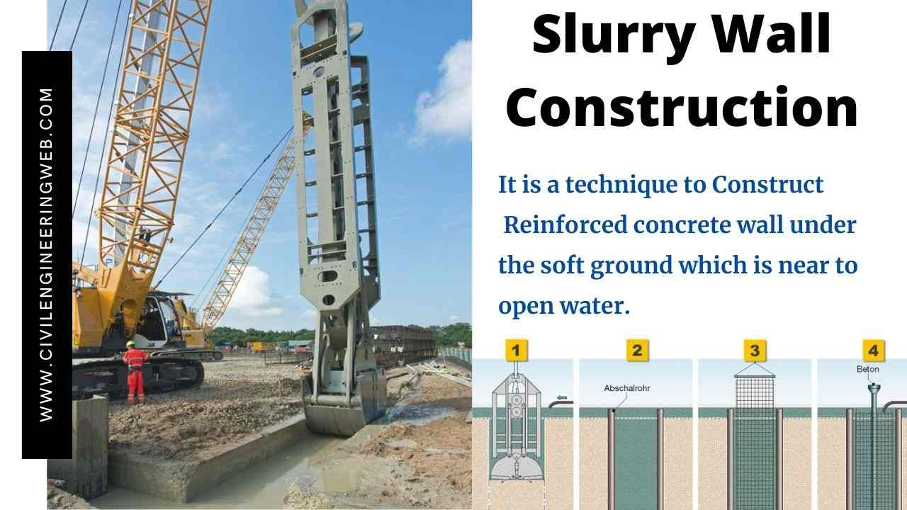 slurry wall construction