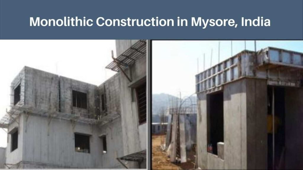 monolithic construction in india