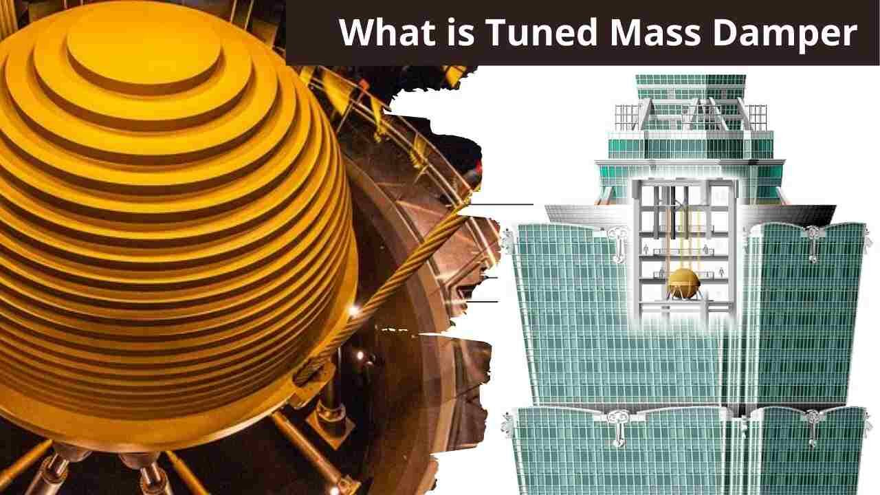 Tuned mass damper – Purpose | Case study of Taipei TMD