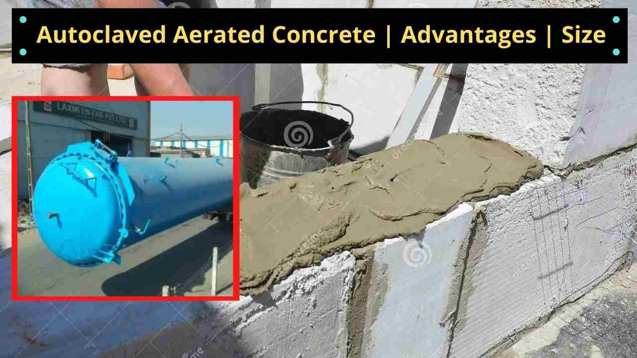 what is autoclaved aerated concrete
