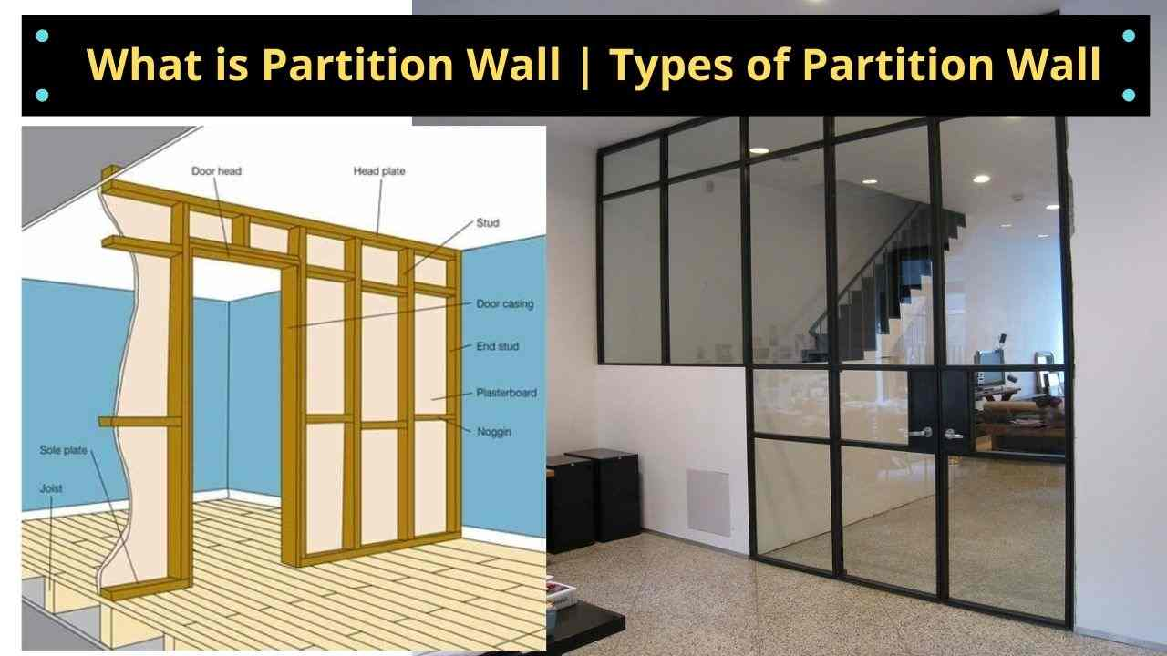 what is partition wall